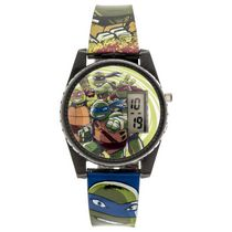 Teenage Mutant Ninja Turtles Kids LCD Digital Watch