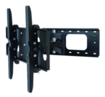 "TygerClaw 32"" - 63"" Tilting Flat-Panel TV Wall Mount (LCD4092BLK)"