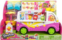 Shopkins Food Fair Scoops Ice Cream Truck Playset