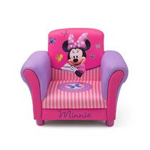 Fauteuil rembourré Disney Minnie Mouse