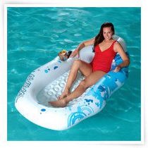 Rave Sports Breeze Floating Lounger