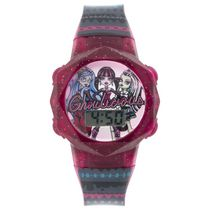 Monster High Girl's Flashing Lights LCD Watch