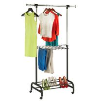 Honey-Can-Do Adjustable Garment Rack