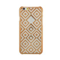 blackweb Geometric Shell Case for iPhone 6/6s in Gold