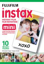 Fujifilm Canada Inc Instax Mini Film - 10 Sheets