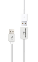 Scosche Usb 2.0 Extension Cable - White