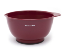 KitchenAid® Mixing Bowl - 4.25 L - Red