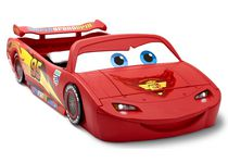 Lit enfant convertible de Disney Cars