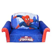Marshmallow - Flip Open Sofa - Spiderman