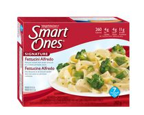 Weight Watchers Smart Ones Fetuccine Alfredo