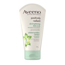 Aveeno® Active Naturals® Skin Brightening Daily Scrub