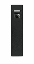 NÜPOWER Battery backup, 2800mAh, Black