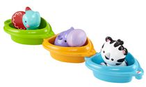 Fisher-Price Scoop 'n Link Bath Boats Toy