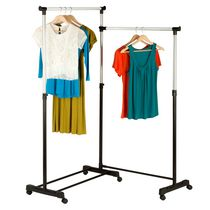Honey-Can-Do Rotatable Garment Rack