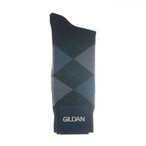 Gildan Men's Crew Socks Navy