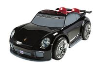 Power Wheels Deluxe Porsche 911 GT3 Ride-on Car