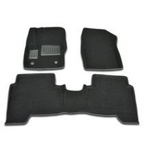Findway 3D Floor Mats for 2013-2015 Ford Escape / C-MAX (22080BB)