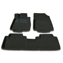 Findway 3D Floor Mats for 2012-2015 Honda CR-V LX/EX/SE (26120BB)