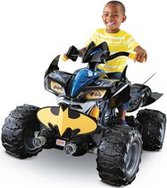 Fisher-Price Power Wheels DC Super Friends Kawasaki Batman ATV - exclusivité Walmart