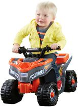 Fisher-Price Power Wheels Kawasaki Lil' Quad Vehicle