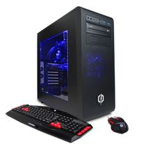 CyberpowerPC Gamer Supreme Liquid Cool SLC9400 Gaming Computer with Intel i7-6850K 3.6GHz Processor