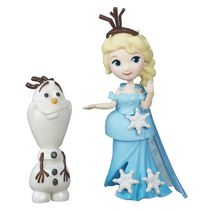Disney Frozen Little Kingdom Elsa & Olaf Doll