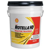 Shell Rotella® Multi-functional Tractor Hydraulic and Transmission Fluid