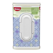 Huggies Natural Care Baby Wipes, Designer Tub