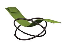 Chaise longue Orbital de Vivere - simple Vert