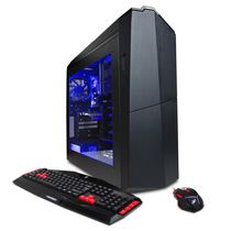 CYBERPOWERPC Gamer Xtreme GXI860 Gaming Desktop Computer with Intel i7-6700 3.4GHz Processor - English