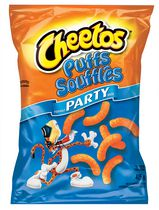 Cheetos Puffs Party Size Cheese Snacks