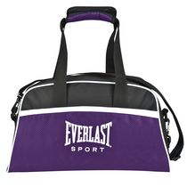 Everlast Sport Bag Plum