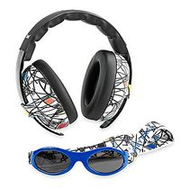 Banz Mini Earmuffs Protection Set - Squiggle