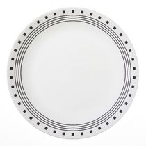 Corelle ® Livingware™ City Block Dinner Plate