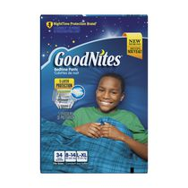 GoodNites® Underwear L/XL Boys