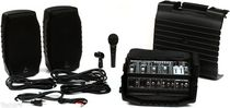 Behringer Europort 5-Channel Portable PA System - PPA200
