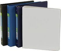 Hilroy Plus Binder - 1 in - Assorted Colours