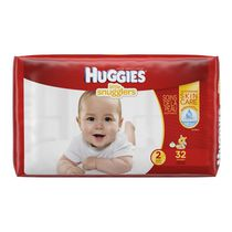 Huggies® Little Snugglers Diapers Jumbo, Size 1, 35 count Size 2