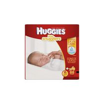 Huggies® Little Snugglers Diapers Super Junior, Newborn, 88 count