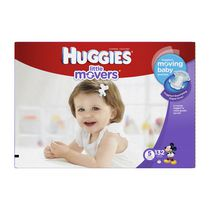 Couches Little Movers de HuggiesMD Taille 5