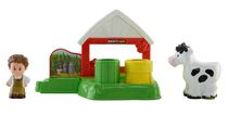 Coffret de jeu Ferme laitière Little People de Fisher-Price