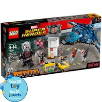 LEGO® Super Heroes - Super Hero Airport Battle (76051)