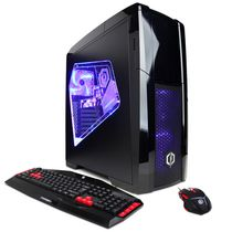 CYBERPOWERPC Gamer Xtreme GXI920 Gaming Computer w/ Intel i5-6600 3.3 GHz Processor, English