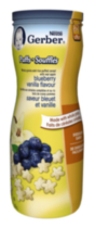 Gerber Puffs Blueberry Vanilla