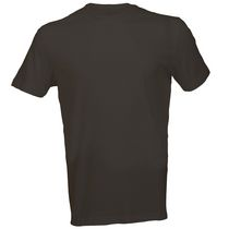 George Men's Short-Sleeve Basic T-shirt Black S