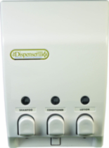Classic Dispenser III White