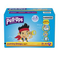 Pull-Ups® Learning Designs® Training Pants Giant Pack 3T-4T Boys