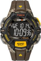 Timex® IRONMAN® Rugged Gray/Yellow Camo 30 Full-Size Digital Watch