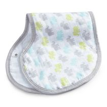 ideal baby by the makers of aden + anais® tall tale Muslin burpy bib