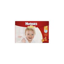 HUGGIES® Little Snugglers Diapers Economy Plus Size 3